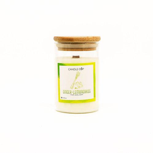 Nến Thơm Candle Cup - Mùi Citronella