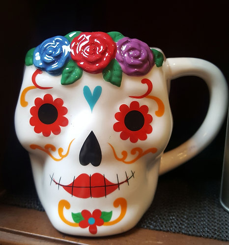 Mug: Day of the Dead