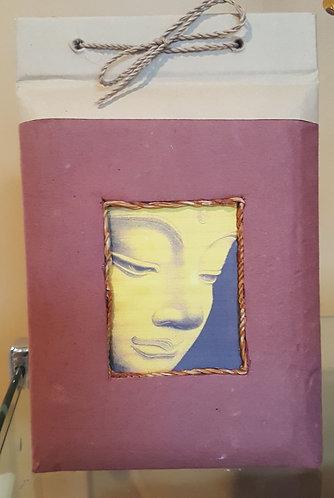 All Natural Buddha Notepad