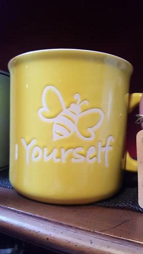 Mug: Bee Yourself