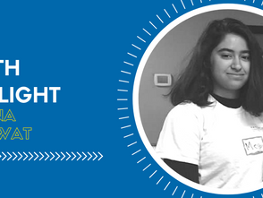 Youth Spotlight: Meghna Sehrawat