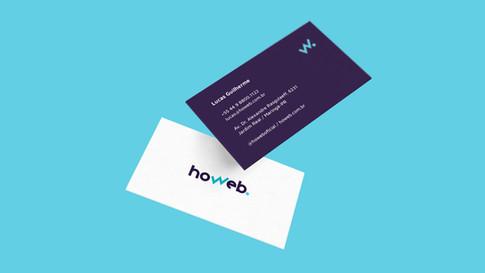 Rebranding Howeb