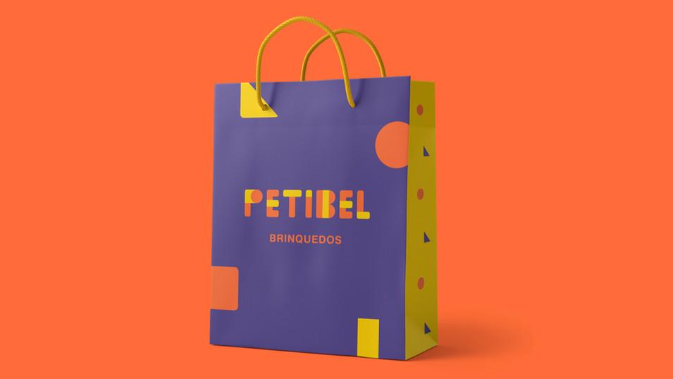 Rebranding Petibel