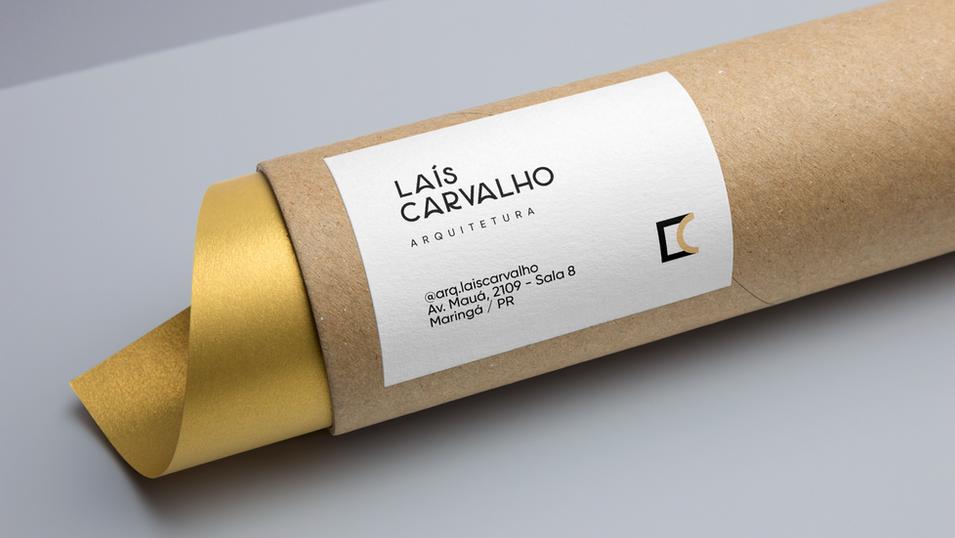 Rebranding Laís Carvalho