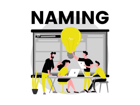 Naming | A importância de criar um bom nome para sua marca.