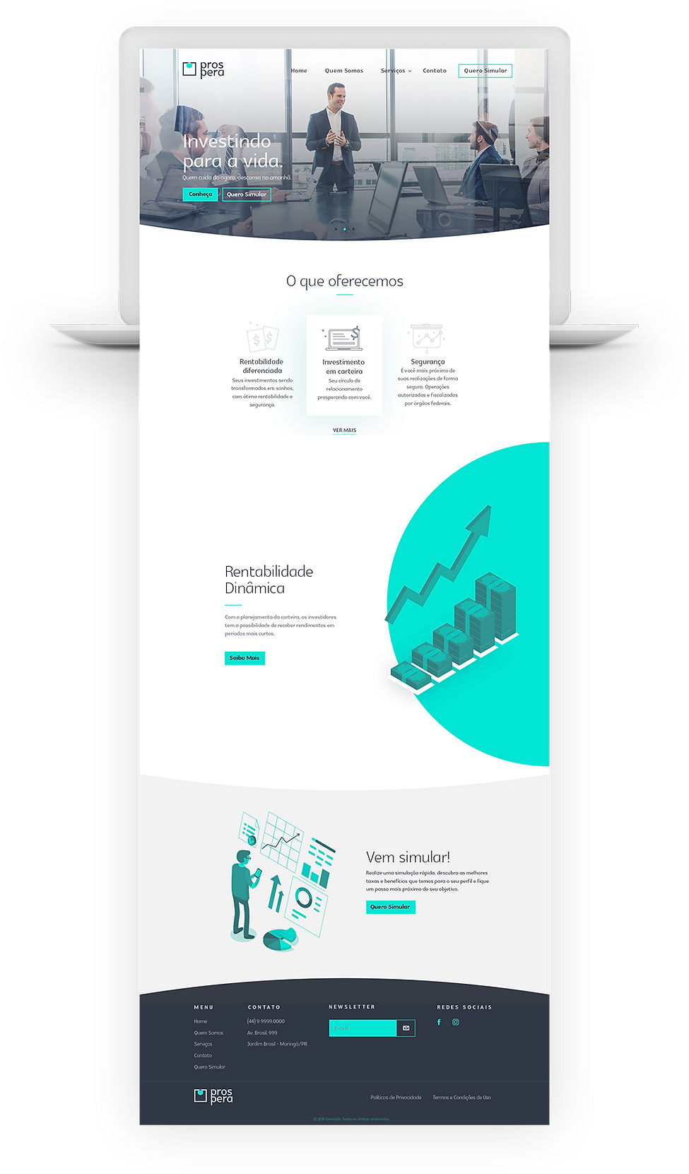 site_home_portfolio_site_criação_de_land