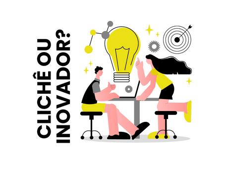 Design clichê ou inovador?