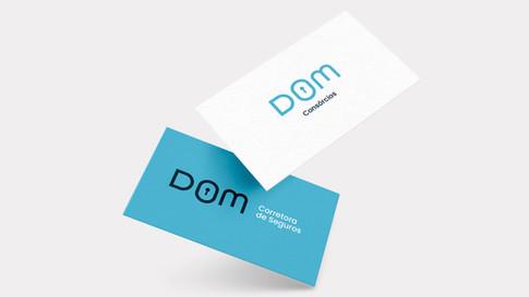 Branding Dom Corretora de Seguros