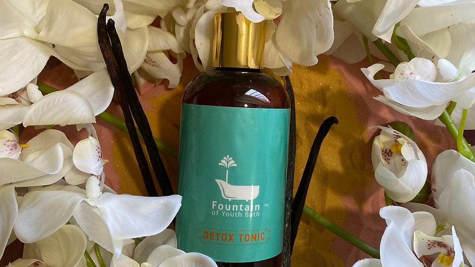 Vanilla Scented DETOX TONIC Body Wash
