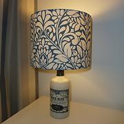 Gin lamp shade