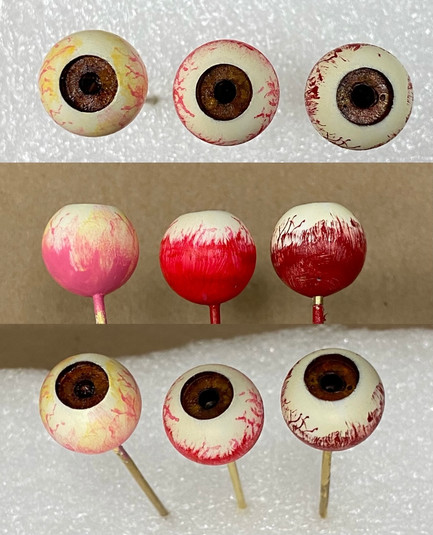Eye Paint Test