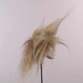 Syd Uncut Hair