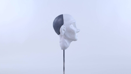 Plastic Head with Cap