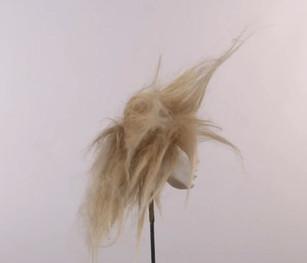 Syd Uncut Hair (BEFORE)