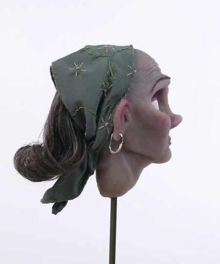 Evelyn Finished Head