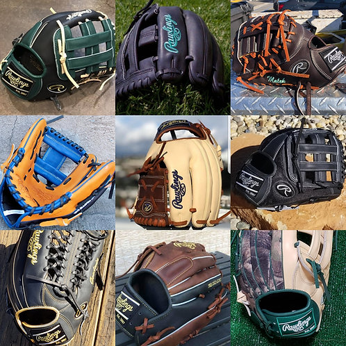 Create Your Own Rawlings Custom