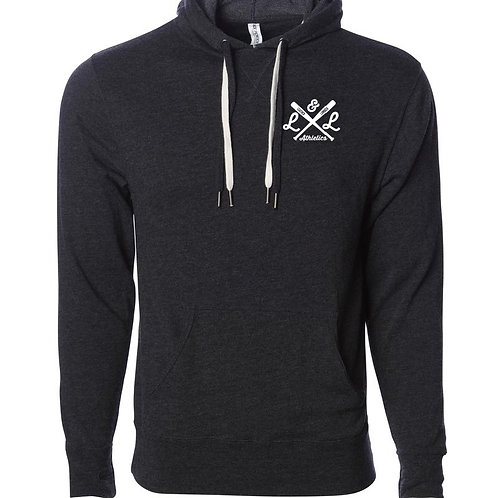 LLA Premium Crossed Bats Sweatshirt