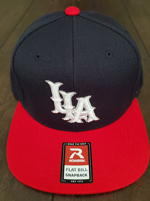 LLA Old English Snapback