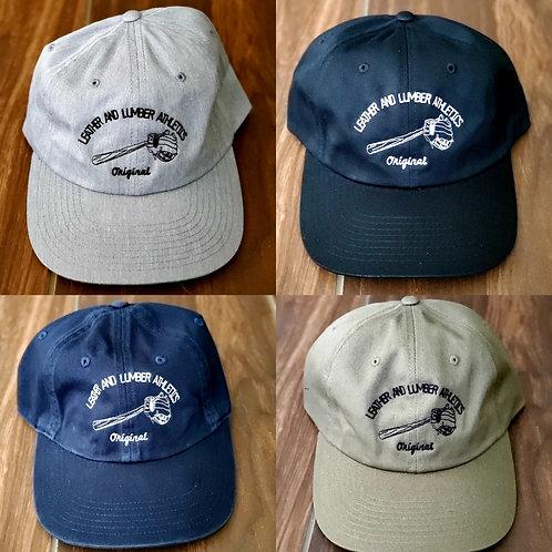 LLA Simpler Days Dad Hat