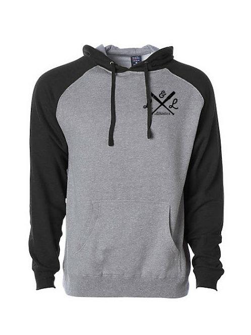 LLA Premium Crossed Bats Sweatshirt