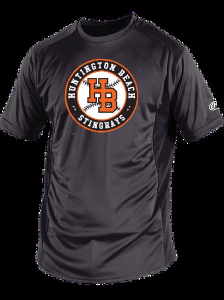 HB Rays Practice Performance Shirt