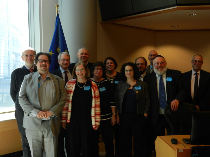 The European Rabbinical Assembly (ERA) held its first Kallah in Brussels on 26 & 27 March 2017