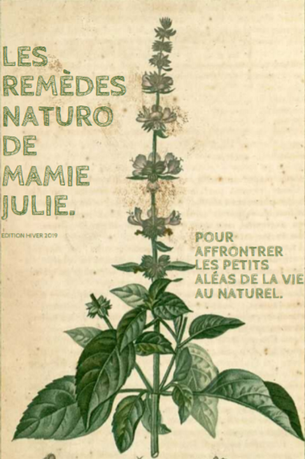 EBOOK LES REMEDES NATURO DE MAMIE JULIE