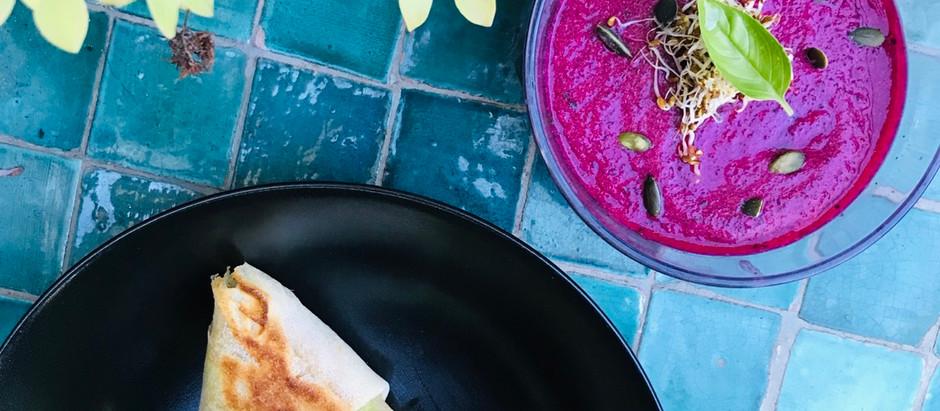 Des samossas végétariens 🌱