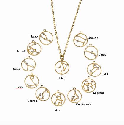 Constelaciones del Zodiaco