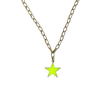 Estrella Amarilla Limón