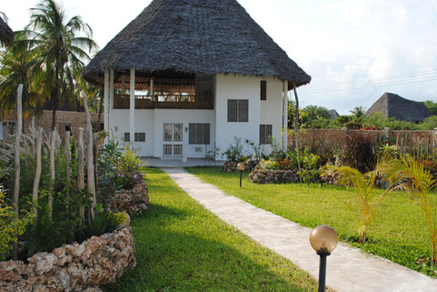 villas surrounded by nature in mambrui