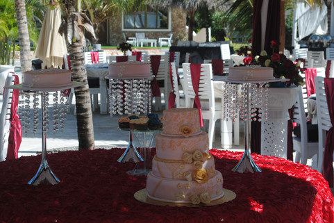 Wedding reception at kola beach mambrui