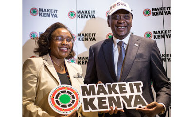 Make It Kenya: What is and how it works
