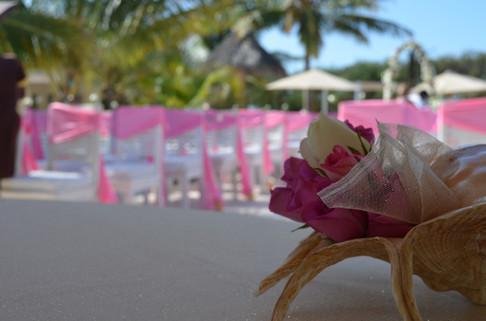 wedding ceremony golden beach mambrui