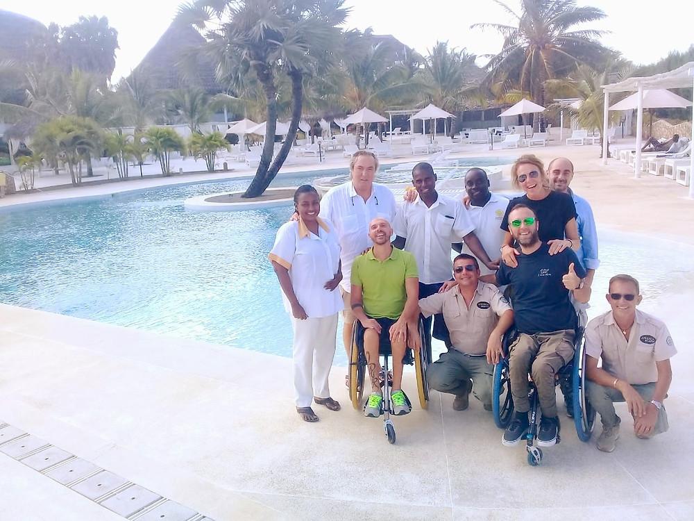 Kola Beach Viaggio Italia e Afreeca Eclectin a Mambrui