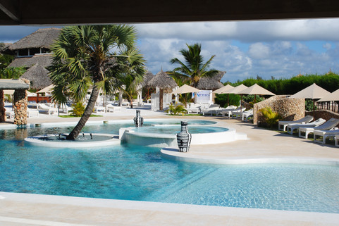 pool area kola beach mambrui