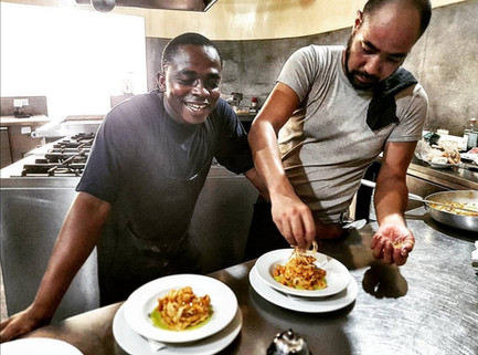 gold 55 bar and restaurant mambrui kenya