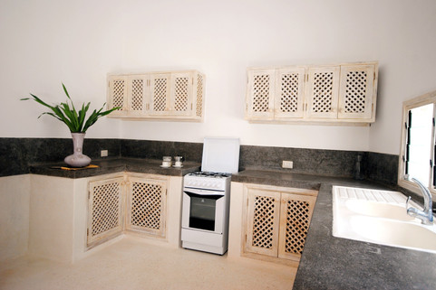cottage equipped kitchen mambrui
