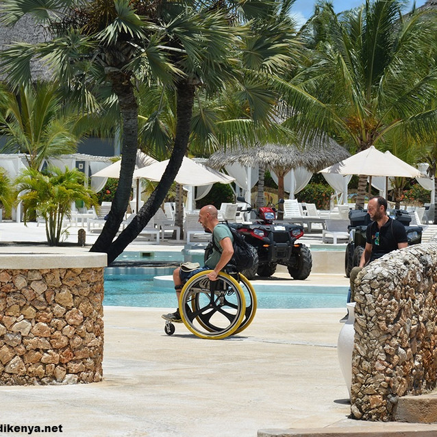 Kola Beach improved some of its services by make them more accessible
