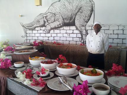 buffet gold 55 bar and restaurant