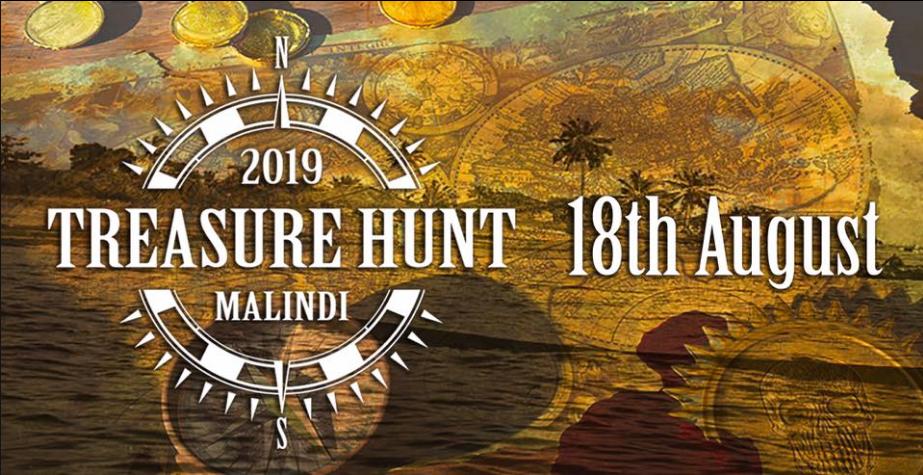 Treasure hunt malindi 2019