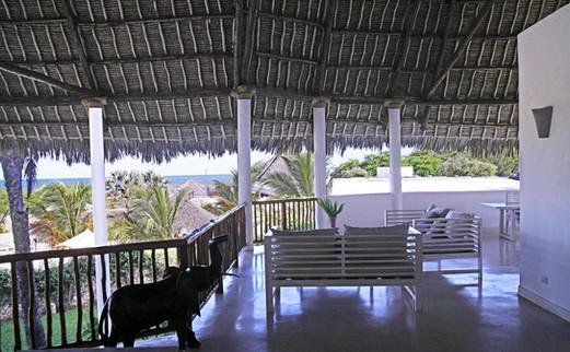 villas with huge terrace mambrui