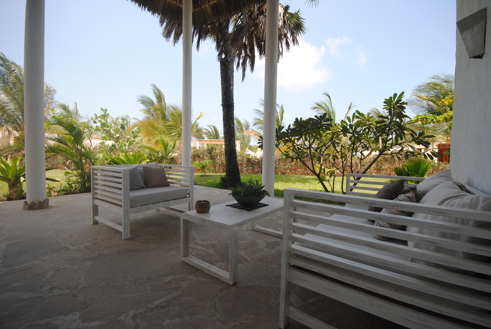 villas kola beach mambrui verandah