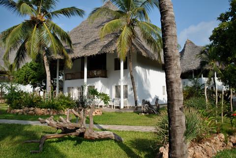 double-storey villas with pool mambrui kenya