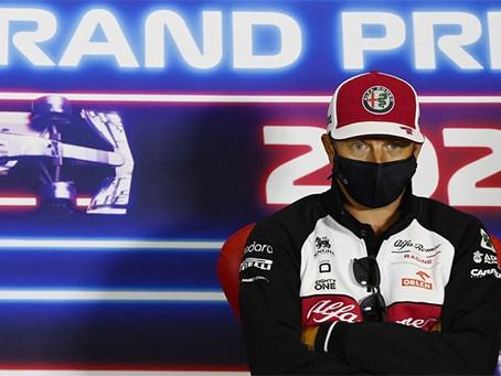 Kimi Raikkönen anuncia retiro de la F1