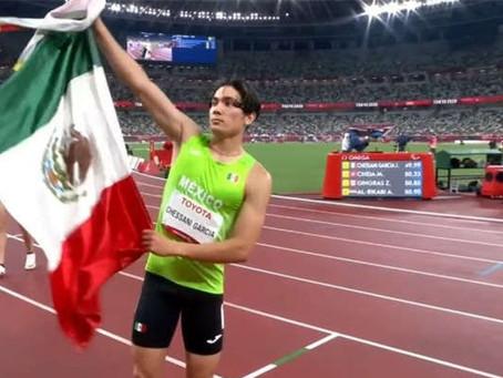 México sumó cuatro medallas más en el séptimo día de los Juegos Paralímpicos de Tokio 2020