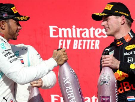 Verstappen, va por el liderato de Hamilton en el GP Países Bajos