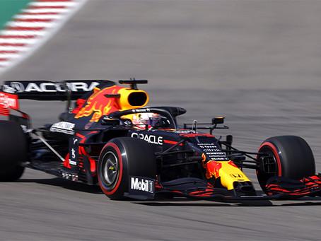 ¡POLE para Verstappen! Es la undécima en su carrera y la octava esta temporada.