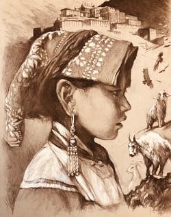 Dao Hu - A Little Girl has a Story