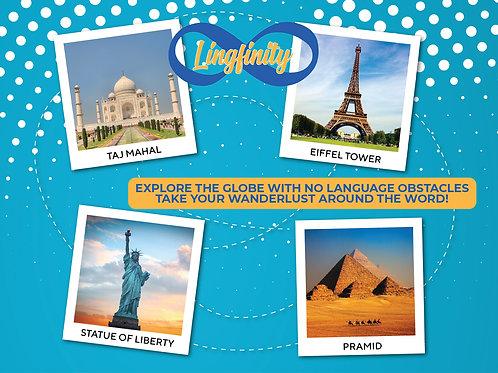 Lingfinity Universal Translator